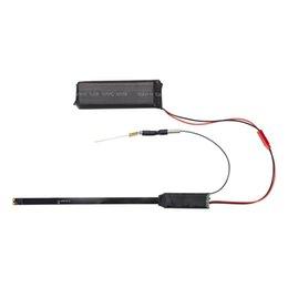 Wholesale mini camera modules - HD 1080P Wireless WiFi IP Mini Camera DIY Module Camera With Motion Detection P2P Video Camera Recorder