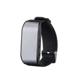Al por mayor-Nuevo reloj Grabadora de voz digital usable pulsera 8GB Profesional grabadora de voz oculta MP3 sonido Dictafonos grabadora de audio desde fabricantes