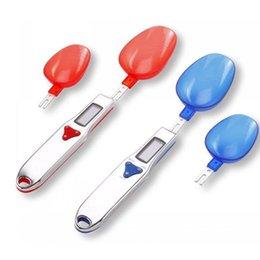 Wholesale Accurate Scales - Household cake kitchen scale mini electronic scales accurate amount of tea spoon g 0.1g scales medicine called baking food