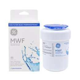 Wholesale Electric Filter - Water Purifier General Electric MWF Refrigerator Water Filter Cartridge Replacement for GE MWF Water Filter CCA6297 60pcs