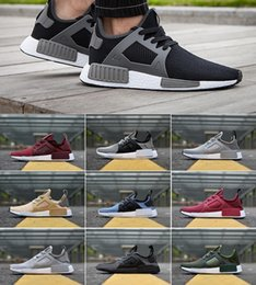 Wholesale Perfect Basketball Shoes - 2017 Cheap Wholesale Hot NMD R1 Primeknit PK Perfect Authentic Running Sneakers Fashion Running Shoes NMD Runner Primeknit Sneakers With BOX