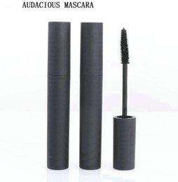 Wholesale Branded Eyelash Boxes - Free Gift!!! Brand New Audacious Eyelash Mascara 6ML Boxed,waterproof lengthening and cruling Eye Fiber Mascara Make Up