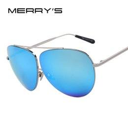 78aa0bd45704 Wholesale- MERRY'S Fashion Women Summer Sunglasses Big Frame Frog Mirror  Men Sunglasses Oculos de sol UV400 frogs sunglasses promotion