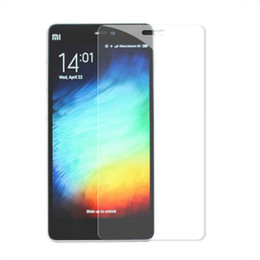 Wholesale Rice Toppings - For Red rice NOTE 4X Top Quality Tempered Glass Screen Protector for Red rice series 0.26MM 2.5D with retail box