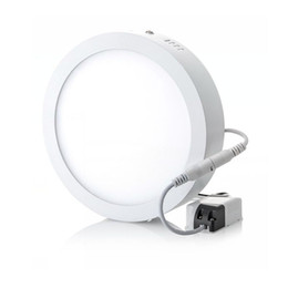 Argentina 6W 12W 18W 25w 30w 36w Cuadrado redondo Led de superficie montada La luz del panel regulable Led iluminación Downlight Led techo downlight 110-240V cheap led lighting panels Suministro
