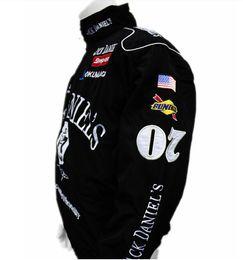 Wholesale Gps Fashion - 2017 Black for Jack Daniel jacket men MOTO GP motorcycle auto f1 men man jackets coat