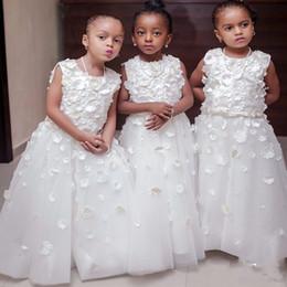 Rabatt Schone Hochzeit Blumen Madchen Kleider 2018 Schone Hochzeit