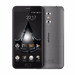 Wholesale Dual Sim 13 Mp - Ulefone Gemini Mobile Phone MTK6737T Quad Core 5.5'' FHD Screen 13 MP 3GB+32GB 3250mAh Android 6.0 4G LTE Smartphone In Stock