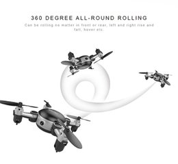 Wholesale Indoor Toy Helicopter - KY901 RC Quadcopter Wifi FPV 0.3MP Camera LED 3D Flip 4CH Mini Drone BNF Helicopter For Indoor Outdoor Toy VS CX-10W CX10W