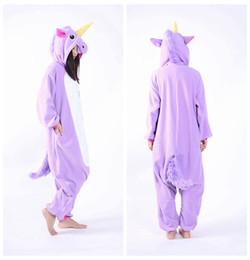 c39899b01ec5e costumes animaux mignons pour les femmes Promotion Vente en gros- Adultes  Pyjamas Vêtements de nuit
