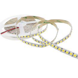 Nuovo arrivo Led Strip 5050 DC12V 120led / M Non-impermeabile Ulter Bright Led Bar Light 5050 Led retroilluminazione della corda cheap bright rope lights da luci di corda luminose fornitori