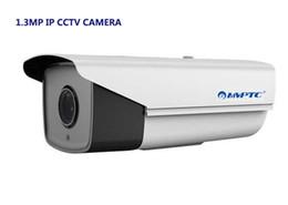 Wholesale Dome Camera Vandal Ip - Mvptc 1.3 MP Professional-level network IR waterproof Vandal Proof Dome IP Camera,resolution: 1280 x 960;IR distance>15M,free shipping china