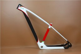 Wholesale Chinese Carbon Mtb Frame - 2016 THRUST 27.5 29er chinese carbon frames 650b 15 17 19 21 inch 29 carbon mountain bike frameset EMS shipping carbon mtb frame