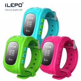 Wholesale Gps Sos - Smart Kid Safe gps watch G300 Wrist watches SOS Call Location Finder Locator Tracker for Child Anti Lost Monitor Baby Q50