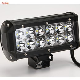 Wholesale Light Bar Offroad For Sale - Hot Sale 7 Inch 36W LED Light Bar for Offroad Truck 4*4 SUV ATV Tractor