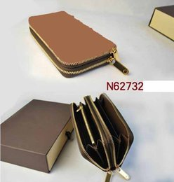 Wholesale Womens Vintage Purses - high quality Hot Sell Luxury designers PU Leather mens and womens wallets purse card Holders Clutch handbags1979