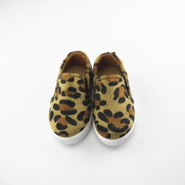 Wholesale Boys Shoes Years - Koovan Children Sneakers 2017 Spring New Styles Shoes For Boy Girl Children Baby Leopard Print Shoes Soft Bottom Breathable Leo 1-3 Years
