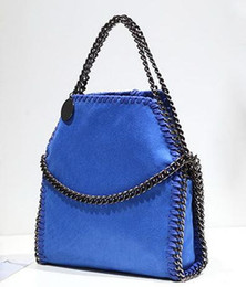 Wholesale Designer Purse Orange - New designer chain folded single shoulder messenger handbag lady fashion evening bag women popular casual purse blue black orange grey no190