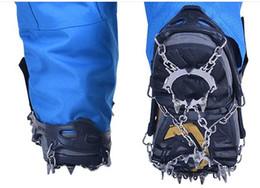 2019 armi da arrampicata 19 ramponi antiscivolo copriscarpe arrampicata all'aperto dente gel di silice chiodo arrampicata su ghiaccio arrampicata su piedi artigli di neve armi da arrampicata economici