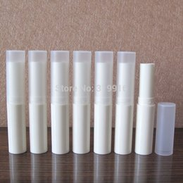 Wholesale Lip Gloss Container Wholesale Tube - 4g X 50 Empty lip balm bottle , lipstick tube ,lip gloss containers ,Plastic lipstick case ,Makeup cosmetic container,