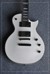 Wholesale Eclipse Custom Shop - Custom Shop Eclipse White Electric Guitar EMG pickup Active Pickup for China Guitar Factory Free sgipping