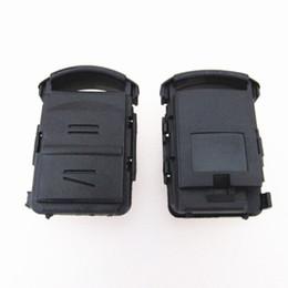 Wholesale Opel Key Remote Case - Car key 2 button remote key cover Fob key case for Opel Corsa 25pcs lot free shipping