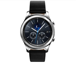 Wholesale Fitness Modelling - Gear S3 Built-in independent altitude heart rate monitoring outdoor sports SM-R760 Smartwatch (Bluetooth model   International Version)