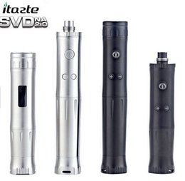 Wholesale Itaste Svd Black - 10pcs 100% Original Innokin iTaste SVD 2.0 Kit (20W) e cigarette