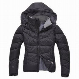 Wholesale womens xl jacket - 2017 Classic Brand THE woMen Wear Thick Winter Outdoor Heavy Coats Down Jacket womens jackets Clothes 700 s-xxl