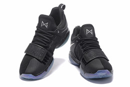 Wholesale Baseball Signature - New Hot Mens Athletic PG I 1 Shining Zoom Low Basketball Shoes Adult Paul George 13 Signature Sport Sneakers 40-46 With Box