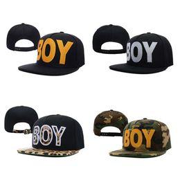 Wholesale London Boy Hat - Hot Boy London Leopard Snapback Caps & Hats Snapbacks Snap Back Hat Men Women Baseball Cap Camo Cheap Sale