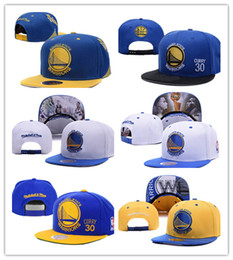Wholesale Ball State Cap - Newest golden state Caps DHL Free shipping curry basketball Snapback Hats sports All Teams Caps Men&Women Adjustable Football Cap Size