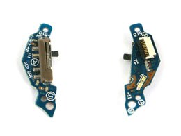 Wholesale Pcb Board Games - Power Switch Board ON OFF Circuit PCB Board Replacement for PSP2000 PSP 2000 Game Console