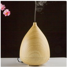 Wholesale Electric Aroma Lamps - Electric Scent Diffuser 300 ml Air Aroma Essential Oil Diffuser Humidifier Two Mist Mode USB Lamp Diffuser for Hotel, Bedroom