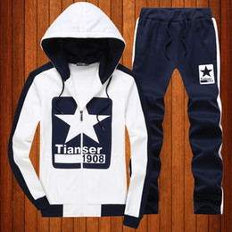 Wholesale Black Track Suits - Hoodies boys and sweatshirts casual tracksuits men. track suit mens buddy palace hoodie boys Stars sport hoodies