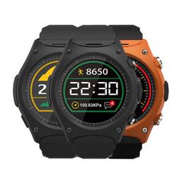 Wholesale Calendar English - 2017 Q8 Waterproof IP54 Smart watch Sport Wristwatch Bluetooth Alarm clock calendar stopwatch calculator 128 MB ROM 64 MB RAM Heart rate