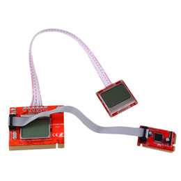 Analizador de tarjetas de diagnóstico online-Tablet PCI Motherboard Analyzer Tester Tester Post Test Card para PC portátil de escritorio PTI8