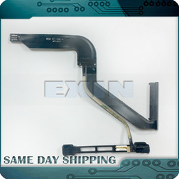 "Wholesale Mid Drive - Wholesale- NEW 923-0104 923-0741 for Macbook Pro 13"" A1278 821-1480-A HDD Hard Drive Cable w  IR Sensor & Bracket Mid 2012 Year"