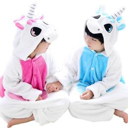 Wholesale One Piece Panda Costumes - ids sleeper Children's pajamas Winter Flannel Animal pajamas one piece Totoro  Stitch  Panda  dinosaur  Pikachu Bbay Boys girls pyjamas ...