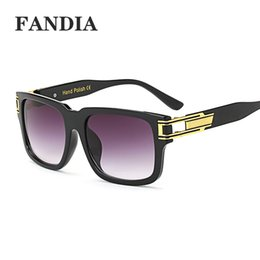 Wholesale Framing America - The new square sunglasses for both men and women Europe and America brand fashion sunglasses cool sunglasses
