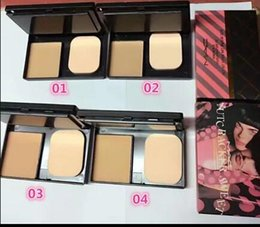Wholesale Mix Deck - Free shipping NEW makeup NUTC RACKER SWEET Collection Matte Face Powder Double-deck 4 color