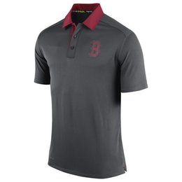 Wholesale Elite Fit - new styles of Dri Men's Boston Red Sox Navy Authentic Collection Elite Polo shirt fit,free shipping,accept any size and mix order