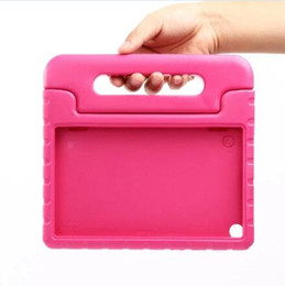 Wholesale Wholesale Kindle Fire Cases - Portable Kids Safe Foam Shock Proof EVA Case Handle Cover Stand for Amazon Kindle fire HD7 8 8.9 inch