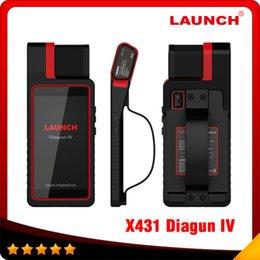 Wholesale Diagun Tools - 2017 Orignal Launch X431 Diagun IV Full System Diagnotist Tool Free Update Online X-431 Diagun IV Code Scanner DHL free shipping