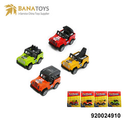 Wholesale Cast Toy Car - Drift high speed racing game toy die casting toy car mini jeep toy car sport utility vehicle Free Shipping