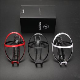 Wholesale Fibre Carbon - 2PCS 18g Durable SUPERLIGHT Lightweight Carbon fiber bottle cage matte black water holder water cages free shipping