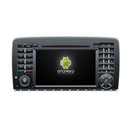 Wholesale Mercedes Ml Dvd - BENZ ML CLASS 7inch car DVD with quad core A9, DVD, GPS, RDS, WiFi, BT, Mirror link, USB, 3G, HDMI