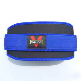 Wholesale fitness equipment women - Protective Gear Nylon Weight Lifting Squat Belt Gym Fitness Strap Guard Sports Men And Women Sporting Goods Waist Equipment 20yc F