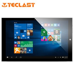 "Wholesale Russian Boots - Wholesale- Teclast TBook 16 11.6 "" Dual Boot Windows 10 + Android 5.1Intel Cherry Trail Z8300 4GB RAM 64GB ROM 2 in 1 Ultrabook Tablet PCs"