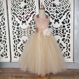 Wholesale Ivory Veils 6m - Children Birthday kids Gift Wedding evening Party Festival lace veil Spring Summer princess flower girls dress ball gown